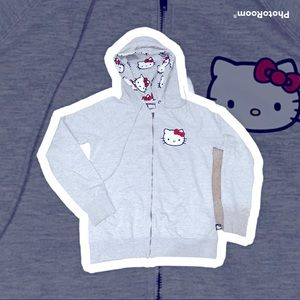 Hello kitty grey jacket